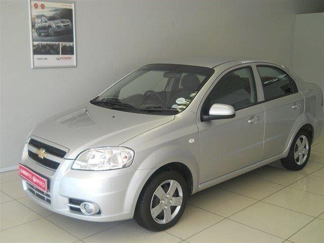 2011 Chevrolet Aveo 1.6 LS Sedan Automatic