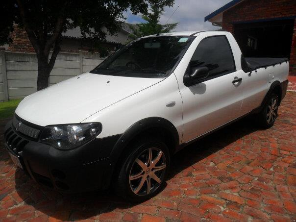 2011 Fiat Strada 1.4 Working 24000KMS Only!!!!
