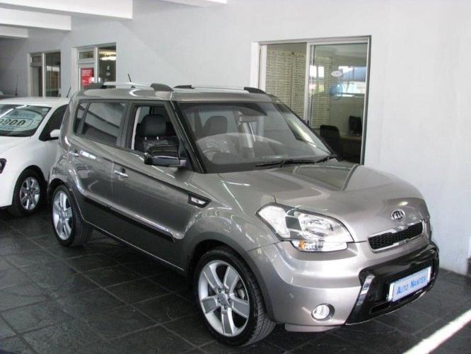 2011 Kia Soul 1.6 (M) 71000km R144900