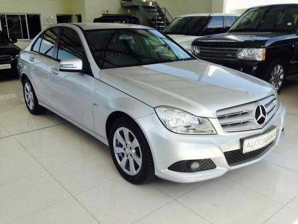 2011 Mercedes-Benz C180 BE
