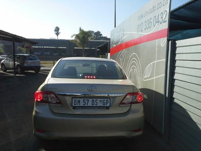 2011 Toyota Corolla Hatchback, WE ORGANIZE FINANCE PLUS