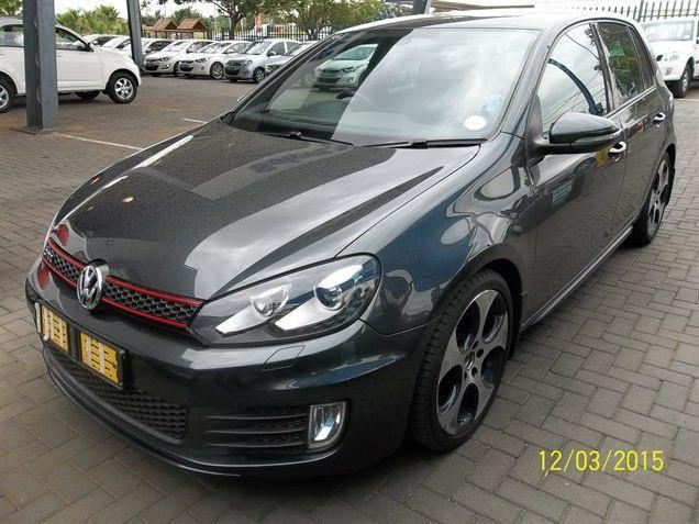 2011 VW Golf 6 Gti Dsg