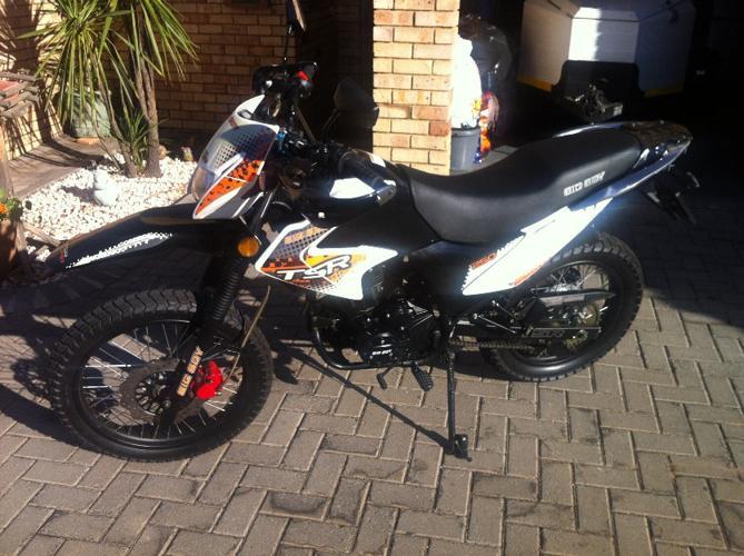 2012 Big Boy TSR250