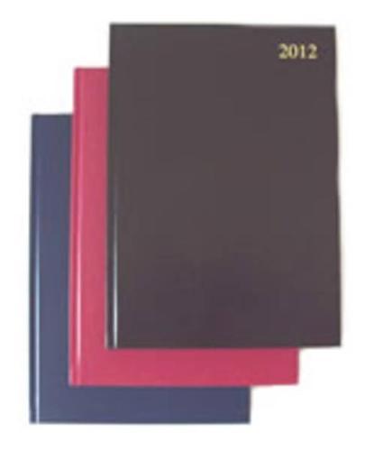 2012 Diaries and CalendersFo