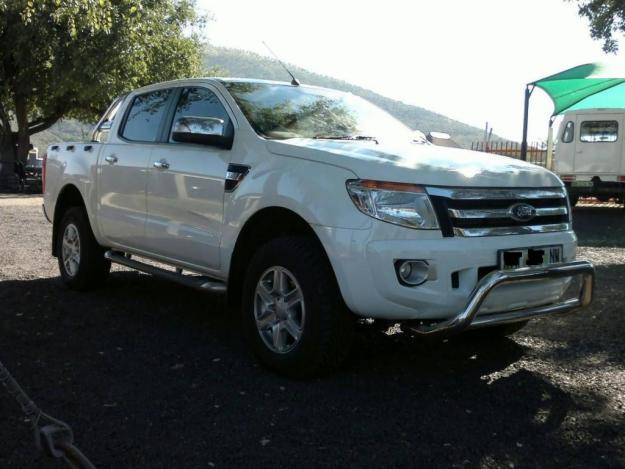 2012 ford ranger 3 2d 4x4 d c automatic for sale in brits west classified