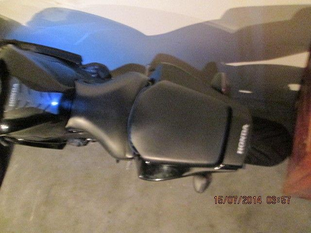 2012 Honda CBR 1000 RR FIREBLADE