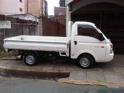 2012 Hyundai H100 2.5 dCi Bakkie with A/C
