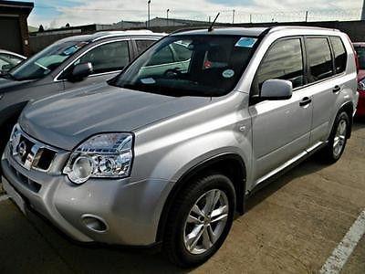 2012 Nissan 2.0 Xtrail 4x2