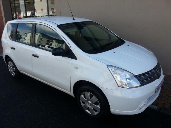 2012 Nissan Livina 1.6 Visia