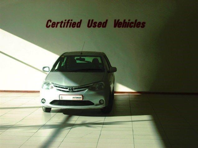 2012 Toyota Etios Hatchback 1.5 XS