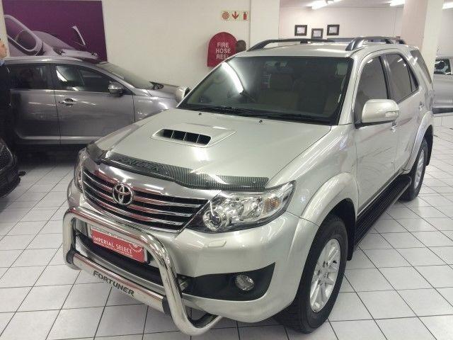 2012 Toyota Fortuner 3.0 D4D Auto 4x2 IMMACULATE!!!