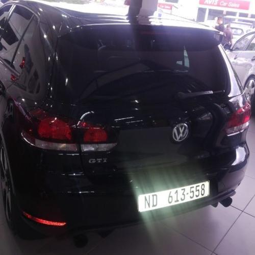 2012 Volkswagen Golf VI GTI 2.0T DSG For Sale!!!!