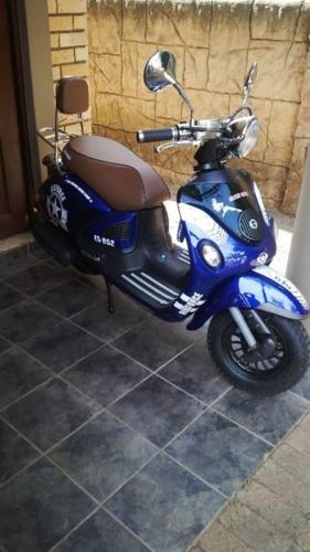 2013 Big Boy 150cc Scooter