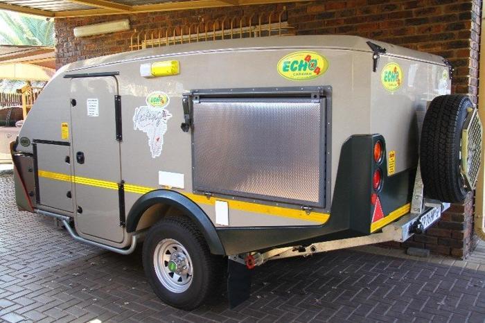 2013 Echo Kavango Caravan