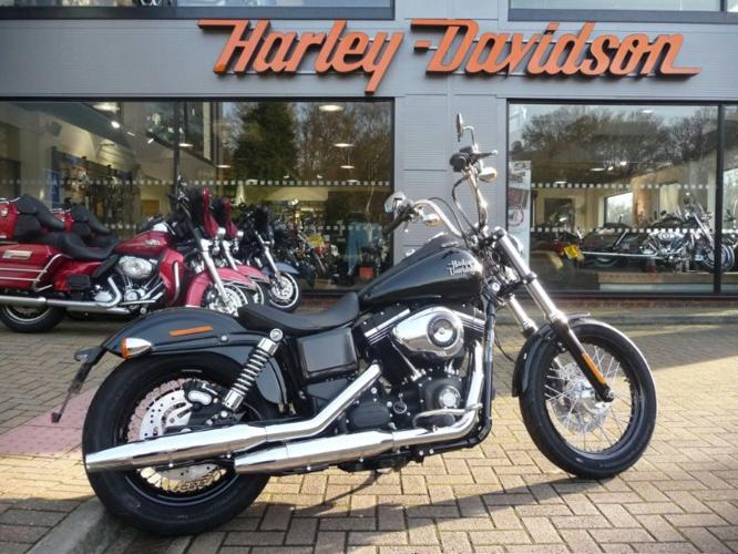 2013 Harley Davidson Dyna Street Bob