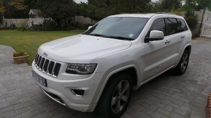 2013 jeep grand cherokee suv for sale in bryanston gauteng classified. Black Bedroom Furniture Sets. Home Design Ideas