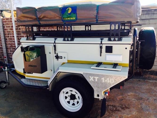 2013 jurgens safari xt-140 as new