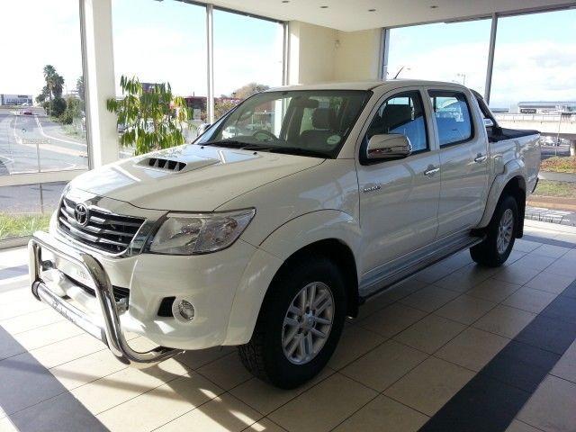 2013 Toyota Hilux 3.0 d4d 4x2 D/cab (AUTOMATIC)