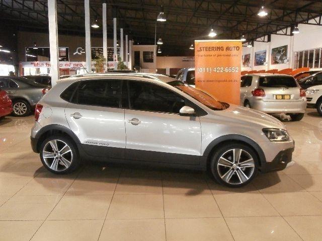2013 Volkswagen Polo Cross 1.6