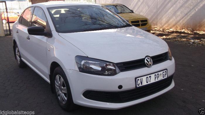 2013 Volkswagen Polo Sedan