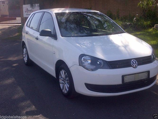 2013 Volkswagen Polo vivo 1.6 Hatchback