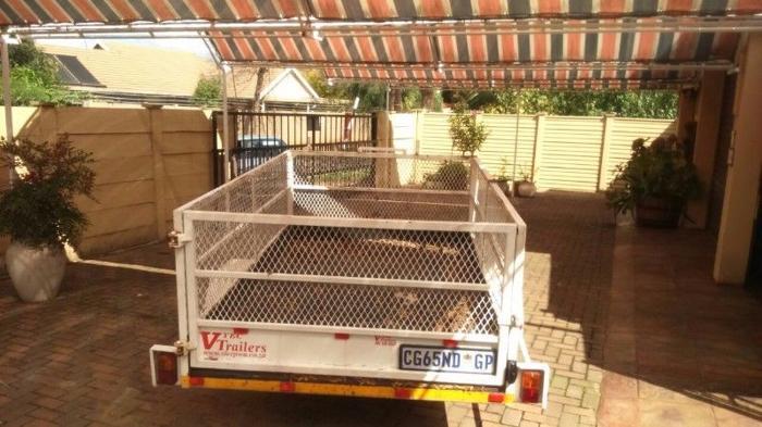 2013 Vtec Trailer For Sale In Vanderbijlpark Gauteng Classified