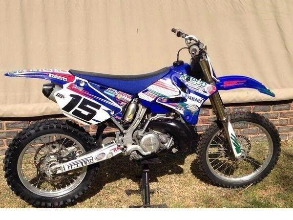 2013 Yamaha YZ 250 , Finance No Learners or License