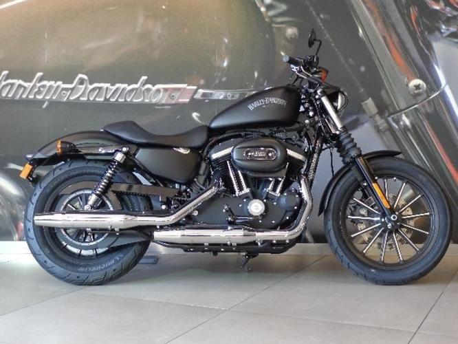 2014 Harley Davidson Sportster Iron 883