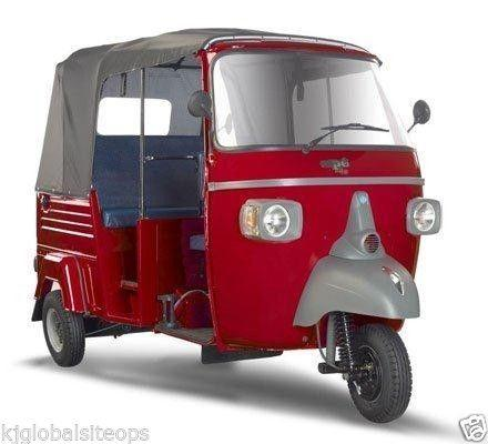 2014 Piaggio Passenger,Cargo and Delivery Vehicles