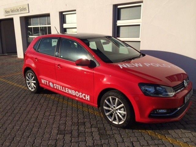2014 Volkswagen Polo 1.2 TSi Hatchback NEW SPEC