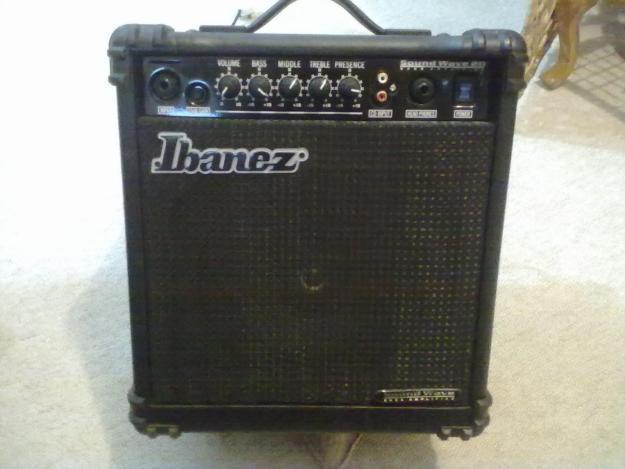 20 watt ibanez bass guitar amplifier for sale in robertson western cape classified. Black Bedroom Furniture Sets. Home Design Ideas