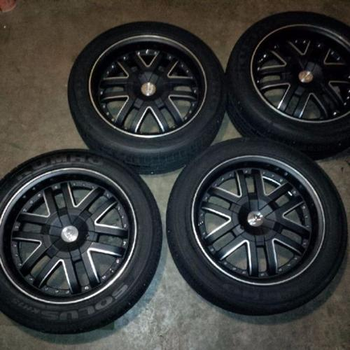 235/50 R18 Kumho Solus KH15 tyres for sale