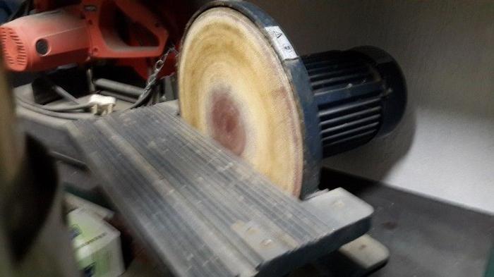 250mm Disc sander for sale
