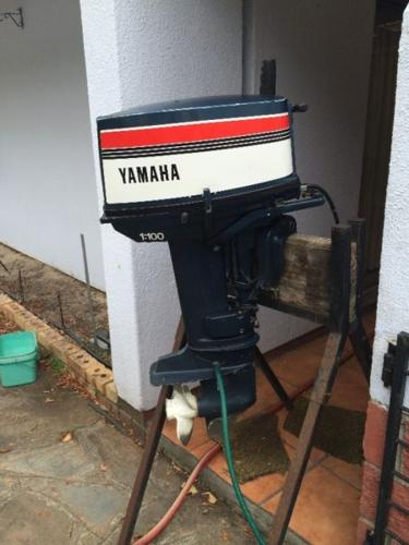 25hp Yamaha Outboard Motor for Sale in Kuils River, Western