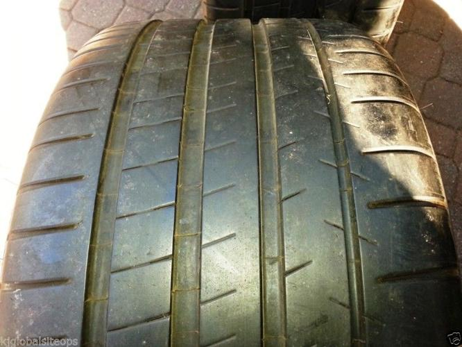 295/35/20 Michelin SUPER SPORT tyres