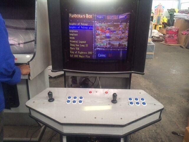 2 Player Sitdown video games