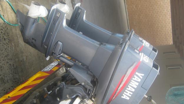 2x 50 Yamaha long shaft Trim/tilt