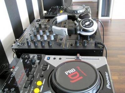 2X Pioneer cdj-400 pro cd player + 1 x Pioneer DJM 400