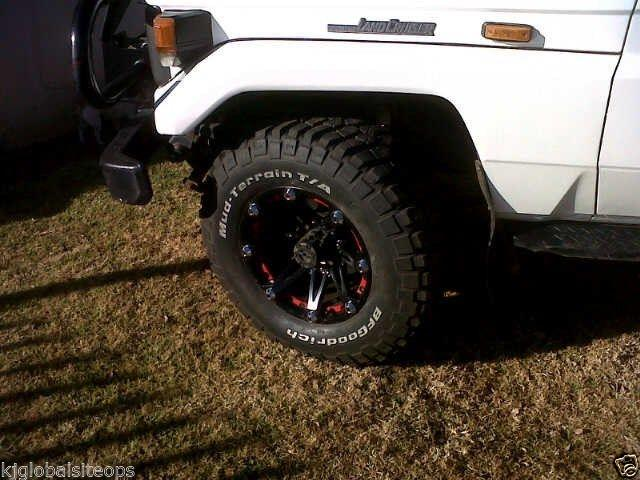 305/65/17 BF muds for sale