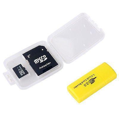 32GB MICRO SD CARDS
