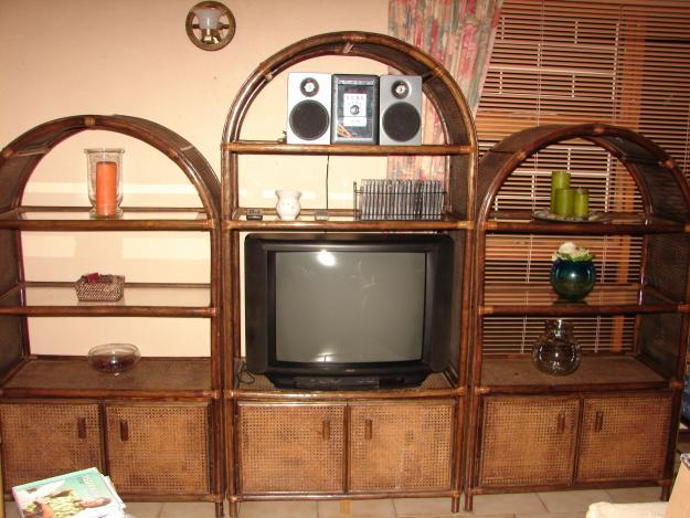 3 Pice Cane Wall Unit for Sale in Cape Town, Western Cape Classified ...