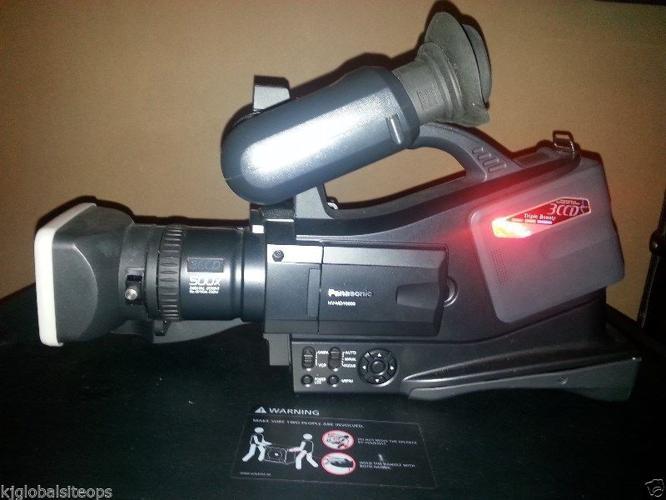 3CCD Panasonic NV-MD10000GC Camcorder