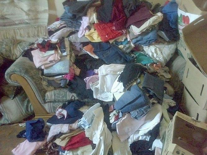 462 Pieces of Ladies clothing 2nd hand