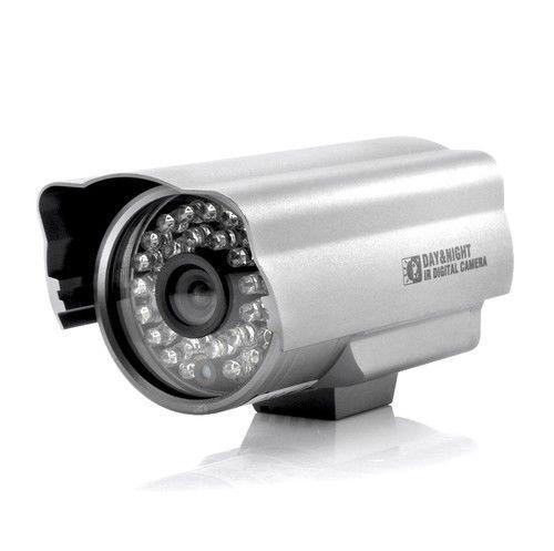 700TVL Waterproof 3.6mm 1/3 Sony CCD Surveillance