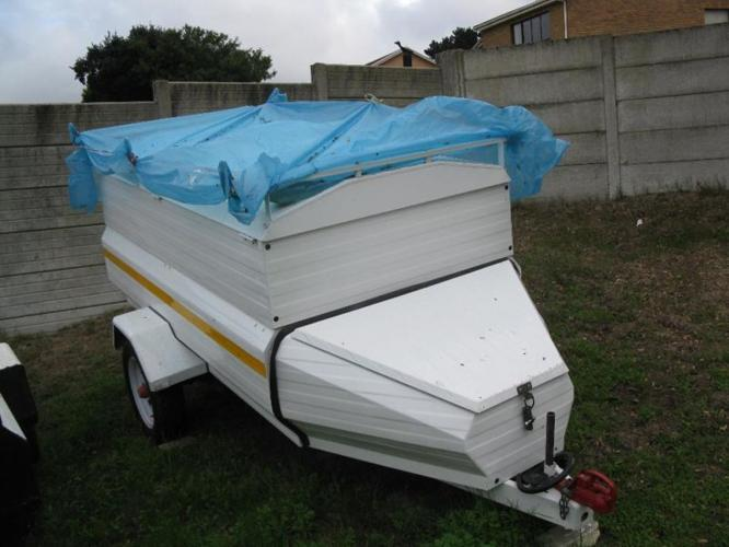 7 Ft Venter Trailer