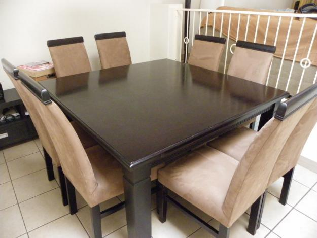8 seat dining table and chairs for sale in johannesburg for Dining room tables jhb