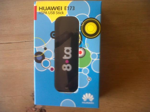8.ta Huawei modem- new in box