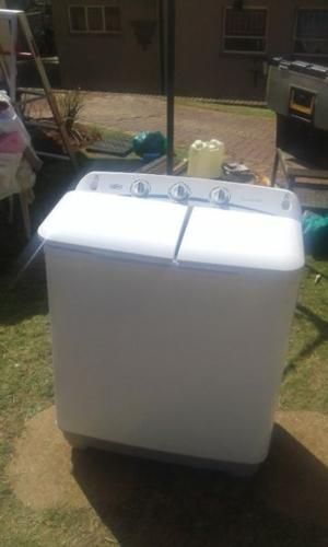 8kg Defy twintub washing machine