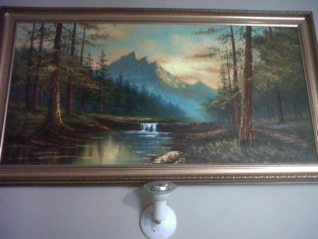 A David painting