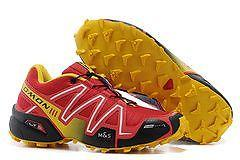 A variety of 30 colours of new Salomon Speedcross to